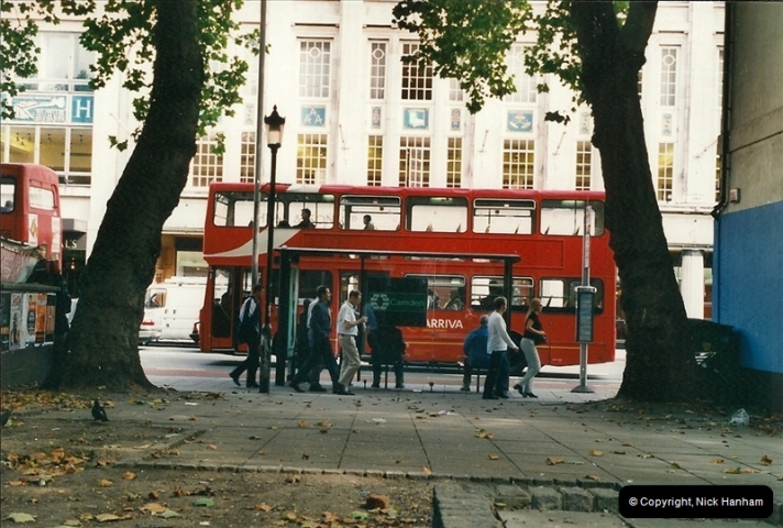 London Buses 1963 to 2007.  (467) 467