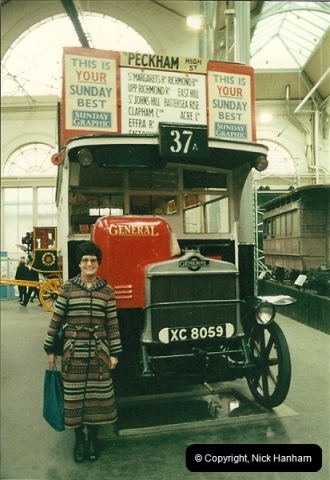 London Buses 1963 to 2007.  (48) 048