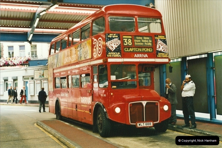 London Buses 1963 to 2007.  (541) 541