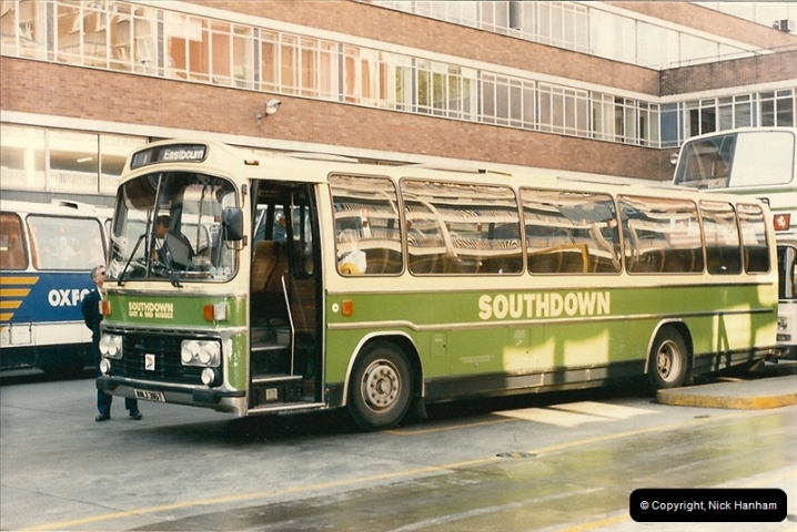 London Buses 1963 to 2007.  (56) 056