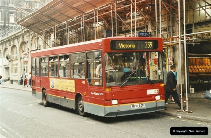 London Buses 1963 to 2007.  (567) 567