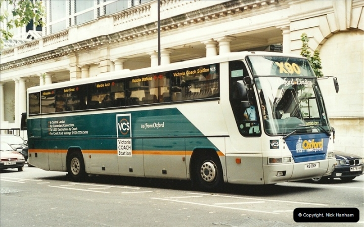 London Buses 1963 to 2007.  (597) 597