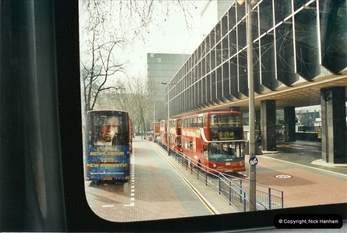 London Buses 1963 to 2007.  (651) 651