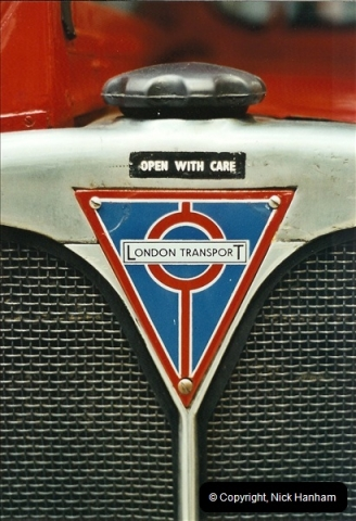 London Buses 1963 to 2007.  (657) 657
