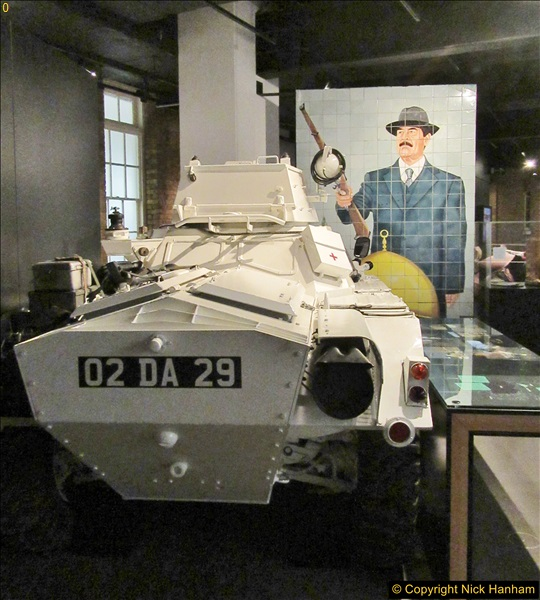 2017-09-17 & 18 London and the IWM.  (201)201