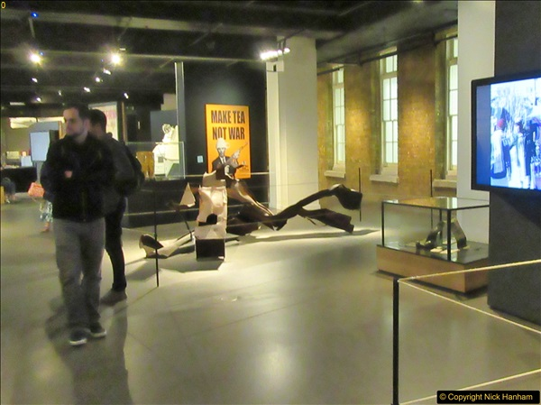 2017-09-17 & 18 London and the IWM.  (206)206