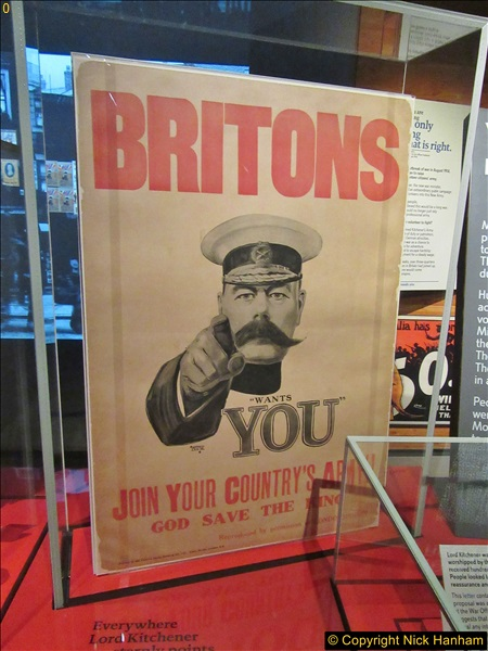 2017-09-17 & 18 London and the IWM.  (213)213