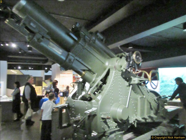 2017-09-17 & 18 London and the IWM.  (218)218