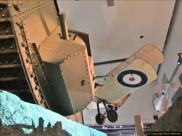 2017-09-17 & 18 London and the IWM.  (222)222
