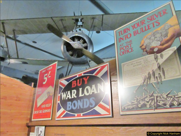 2017-09-17 & 18 London and the IWM.  (225)225
