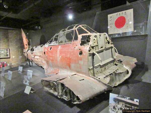 2017-09-17 & 18 London and the IWM.  (239)239
