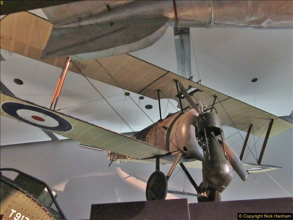2017-09-17 & 18 London and the IWM.  (223)223