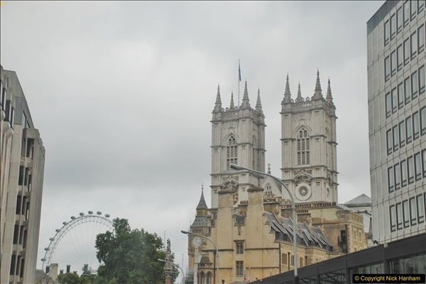 2017-09-17 & 18 London and the IWM.  (7)007