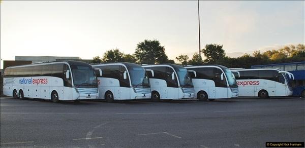 London Buses 17 & 18 September 2017