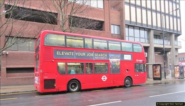 London Transport 21 & 22 January 2018