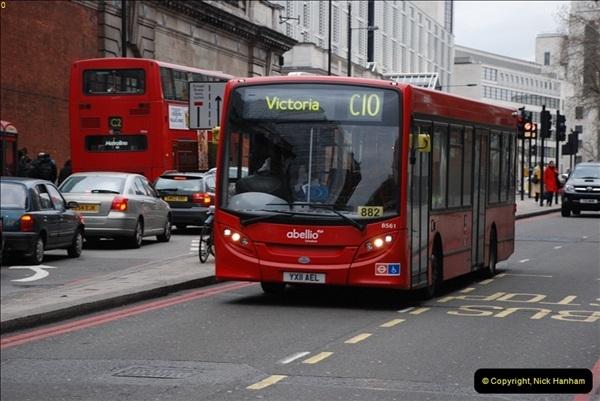 2012-03-18 London Weekend.  (223)384