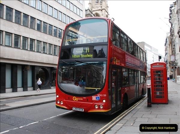 2012-05-05 London Weekend.  (205)205