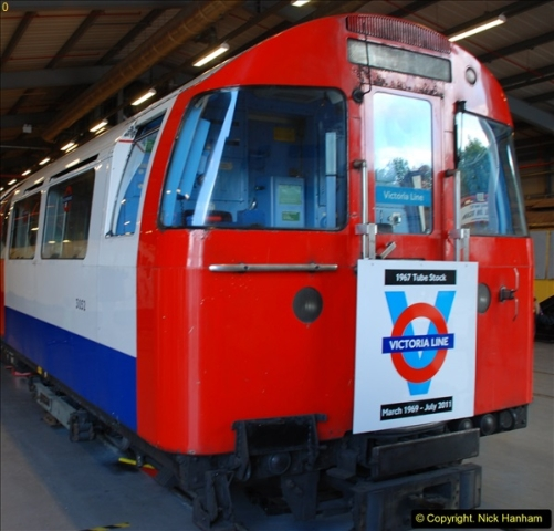 2015-09-27 London Transport Museum, Acton, London.  (209)209