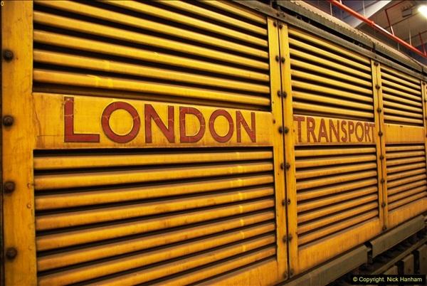 2015-09-27 London Transport Museum, Acton, London.  (218)218