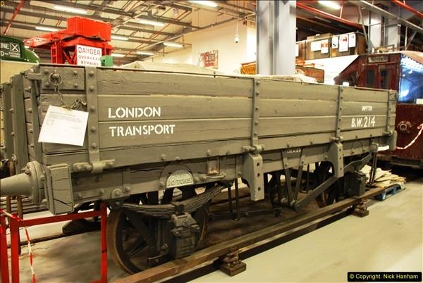 2015-09-27 London Transport Museum, Acton, London.  (222)222
