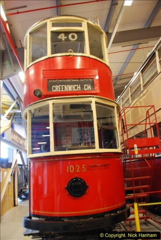 2015-09-27 London Transport Museum, Acton, London.  (247)247
