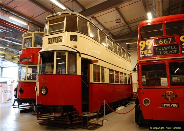 2015-09-27 London Transport Museum, Acton, London.  (253)253