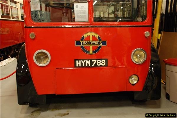 2015-09-27 London Transport Museum, Acton, London.  (255)255