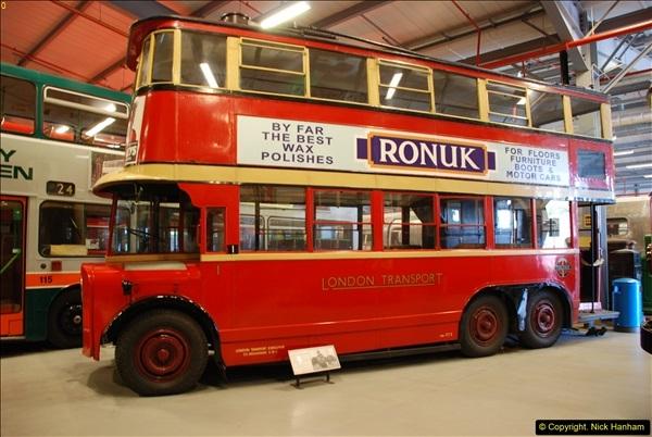 2015-09-27 London Transport Museum, Acton, London.  (256)256