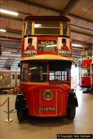 2015-09-27 London Transport Museum, Acton, London.  (257)257