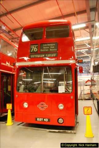 2015-09-27 London Transport Museum, Acton, London.  (265)265