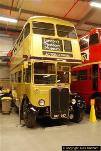 2015-09-27 London Transport Museum, Acton, London.  (268)268