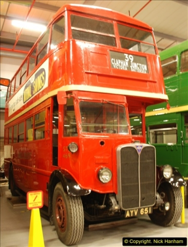 2015-09-27 London Transport Museum, Acton, London.  (270)270