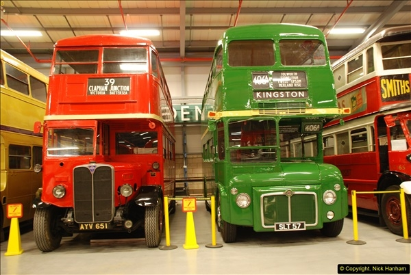 2015-09-27 London Transport Museum, Acton, London.  (271)271