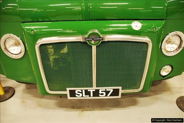 2015-09-27 London Transport Museum, Acton, London.  (272)272