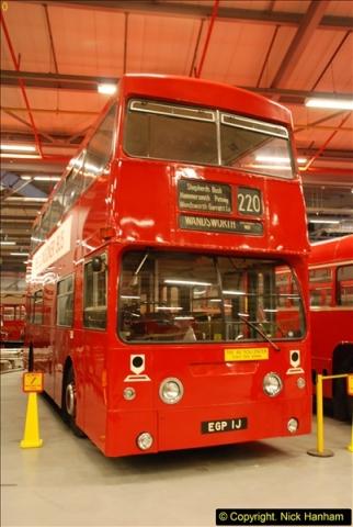 2015-09-27 London Transport Museum, Acton, London.  (278)278
