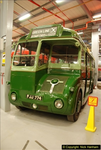 2015-09-27 London Transport Museum, Acton, London.  (280)280