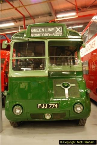 2015-09-27 London Transport Museum, Acton, London.  (281)281