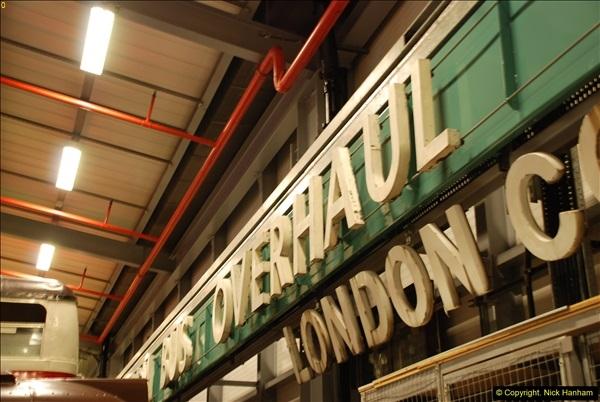 2015-09-27 London Transport Museum, Acton, London.  (288)288