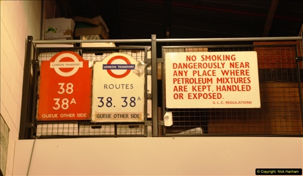 2015-09-27 London Transport Museum, Acton, London.  (308)308