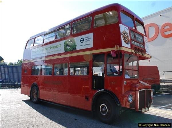 2015-09-27 London Transport Museum, Acton, London.  (327)327