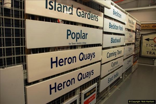 2015-09-27 London Transport Museum, Acton, London.  (75)075