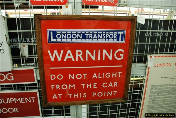 2015-09-27 London Transport Museum, Acton, London.  (97)097