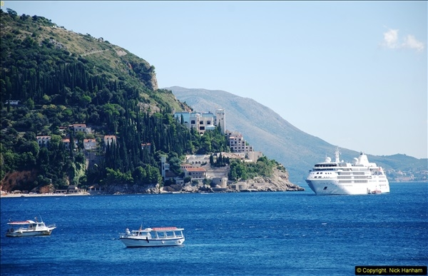 2014-09-23 Dubrovnik, Croatia and return to Poole, Dorset, UK.  (203)203