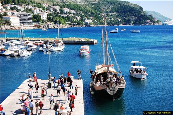 2014-09-23 Dubrovnik, Croatia and return to Poole, Dorset, UK.  (204)204