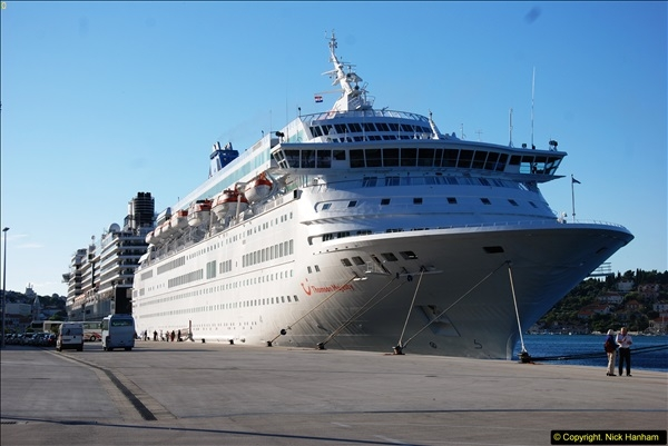 2014-09-24 Dubrovnik, Croatia and return to Poole, Dorset, UK.  (317)317
