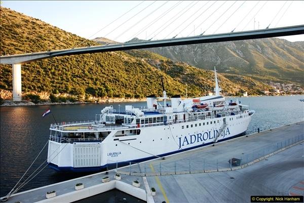 2014-09-24 Dubrovnik, Croatia and return to Poole, Dorset, UK.  (320)320