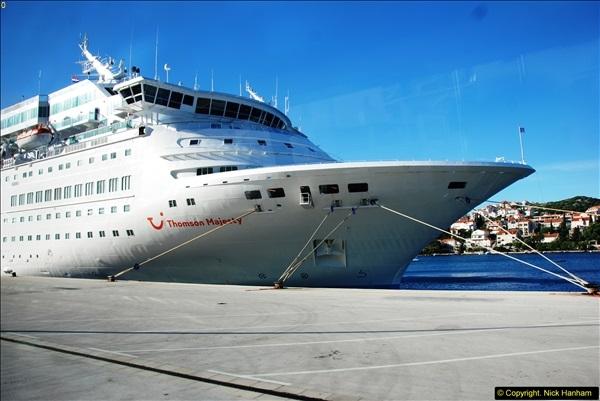 2014-09-24 Dubrovnik, Croatia and return to Poole, Dorset, UK.  (323)323