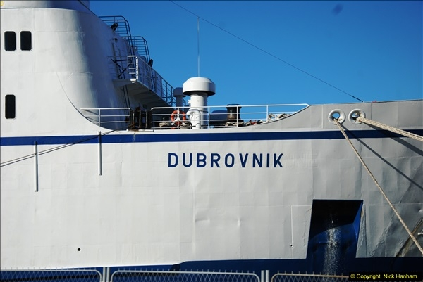 2014-09-24 Dubrovnik, Croatia and return to Poole, Dorset, UK.  (330)330
