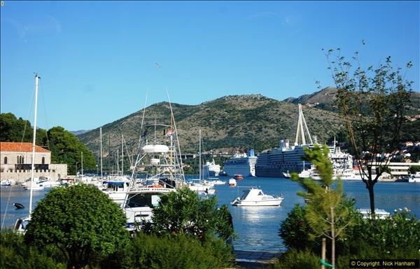 2014-09-24 Dubrovnik, Croatia and return to Poole, Dorset, UK.  (333)333