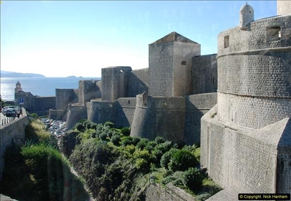 2014-09-24 Dubrovnik, Croatia and return to Poole, Dorset, UK.  (334)334